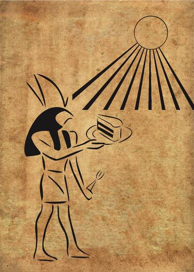 Egypt Birthday Card Handmade Egypt Birthday Cards – Egyptian Birthday Cards