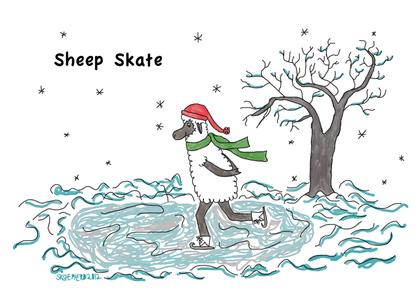 Sheep Birthday Card Handmade Sheep Birthday Cards – Sheep Birthday Cards
